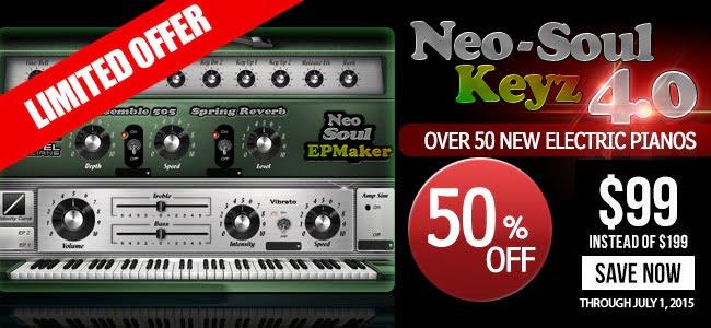 Gospelmusician Neo-Soul Keys 4.0