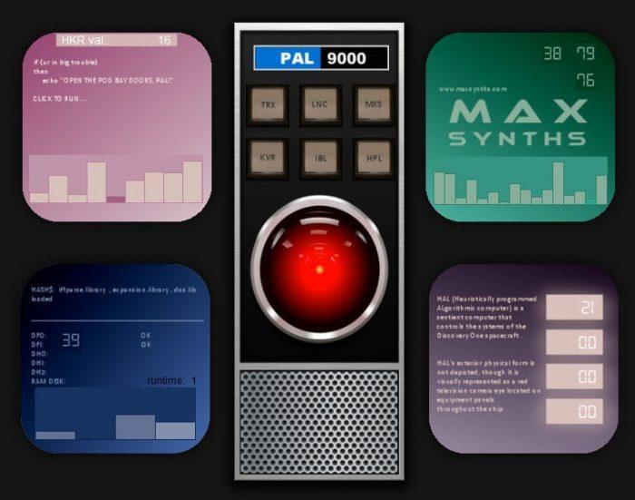 MaxSynths PAL-9000