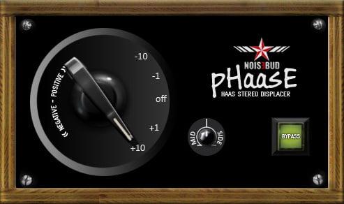 Noisebud pHaase