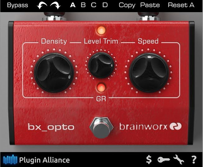 Plugin Alliance bx_opto Pedal