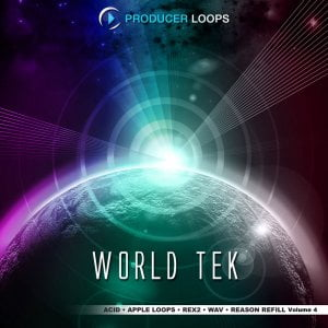 Producer Loops World Tek Vol 4