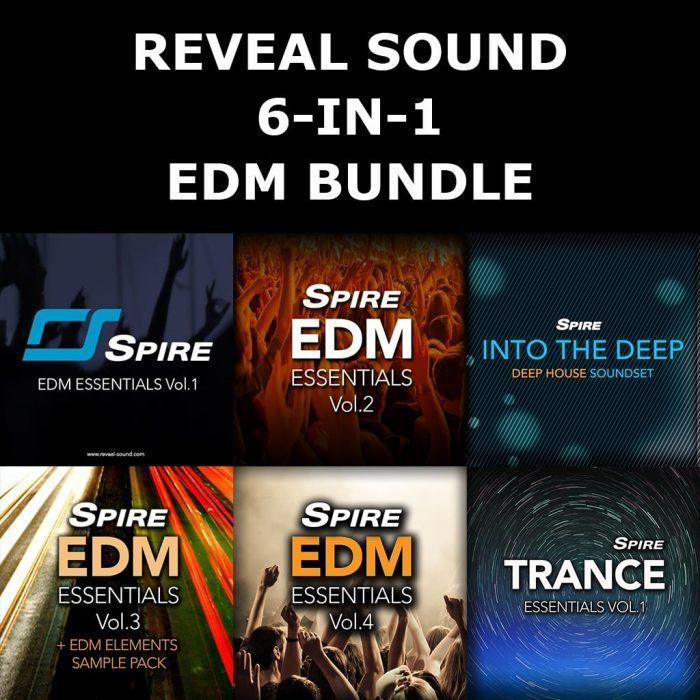 Reveal Sound 6-in-1 EDM Bundle