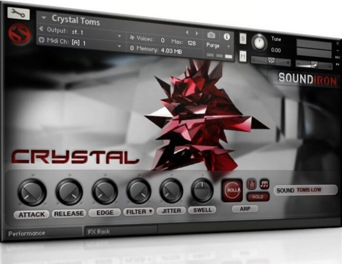 Soundiron Crystal