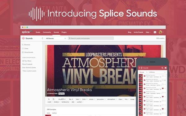 Splice Sounds intro