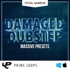 Total Samples Damaged Dubstep for Massive