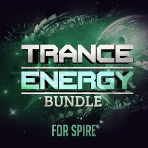 Trance Euphoria Trance Energy Bundle for Spire