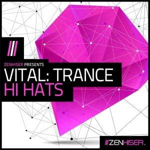 Zenhiser Vital Trance Hi Hat Samples