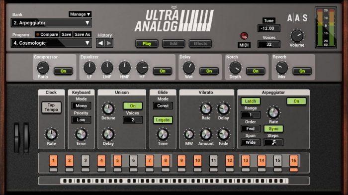 Ultra Analog