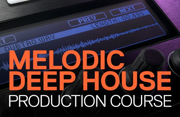 ADSR Melodic Deep House Production Course