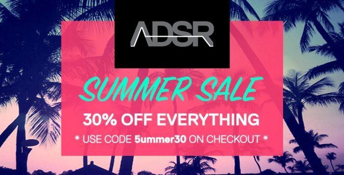 ADSR Summer Sale