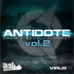 ASL SoundLab Antidote Vol 2 for Virus TI