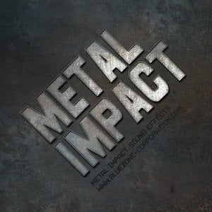 Bluezone Metal Impact