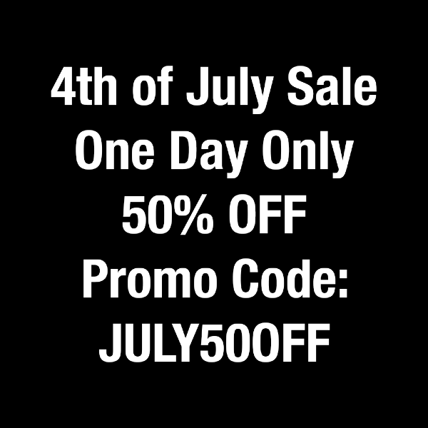 Drum Broker 4th of July Sale