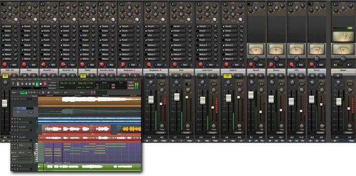 Harrison Mixbus 3 combo
