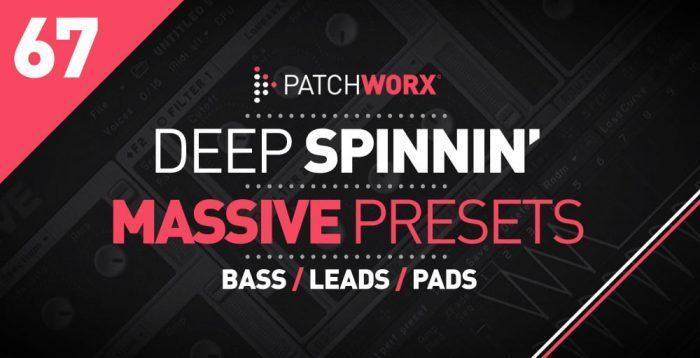 Patchworx Deep Spinnin Massive Presets