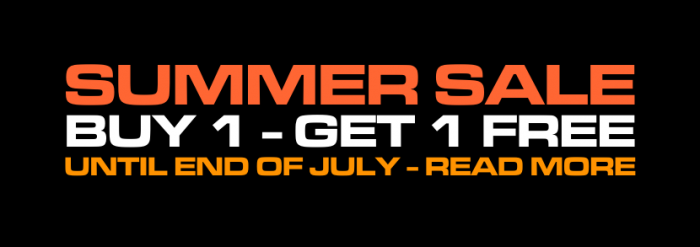 Plughugger Summer Sale