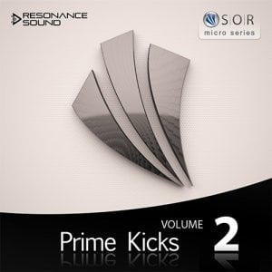 Resonance Sound SOR-Prime Kicks Vol 2