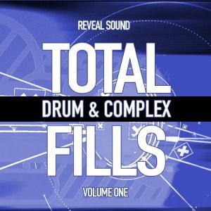 Reveal Sound Total Drum & Complex Fills Vol 1