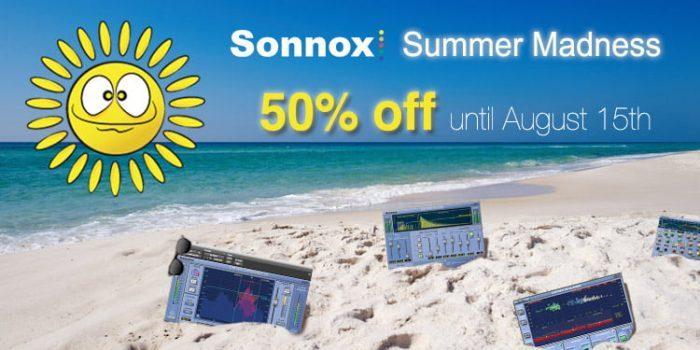 Sonnox Summer Madness