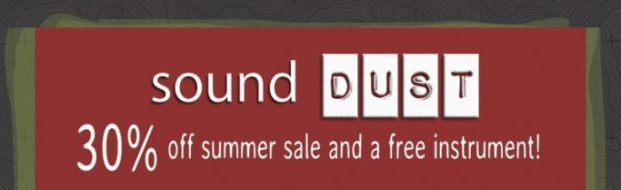 Sound Dust Summer Sale