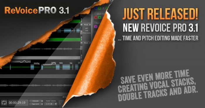 Synchro Arts ReVoice Pro 3.1