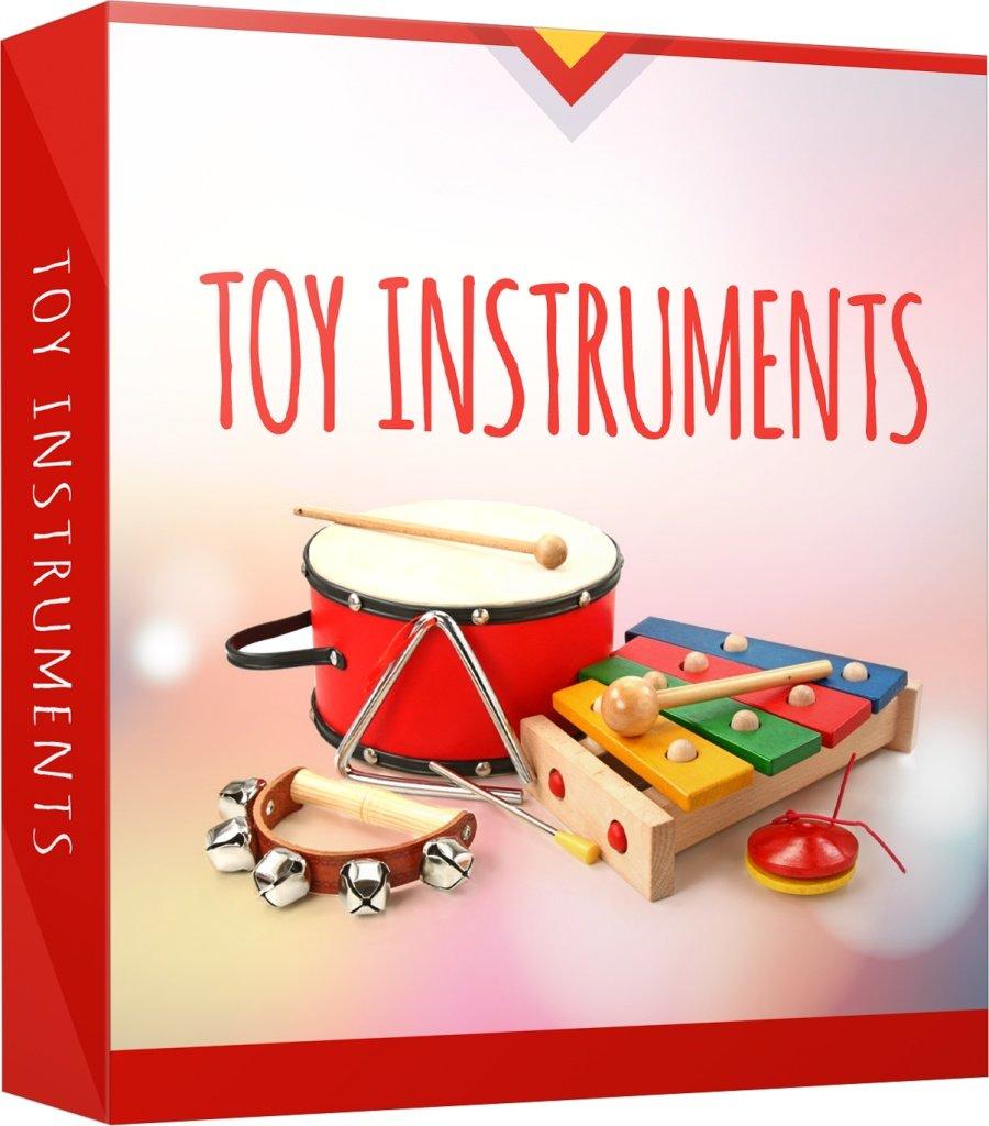 64% off TD Samples Toy Instruments Bundle at VST Buzz