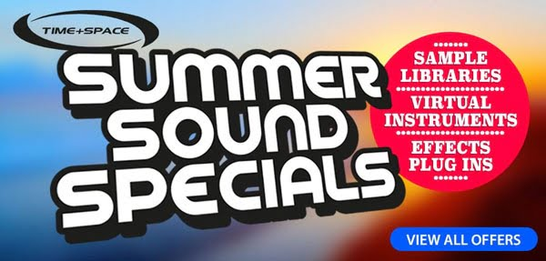 Time+Space Summer Sound Specials