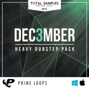 Total Samples Dec3mber Heavy Dubstep Pack