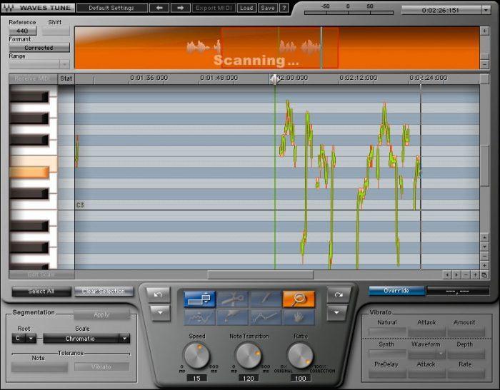 Waves Tune LT