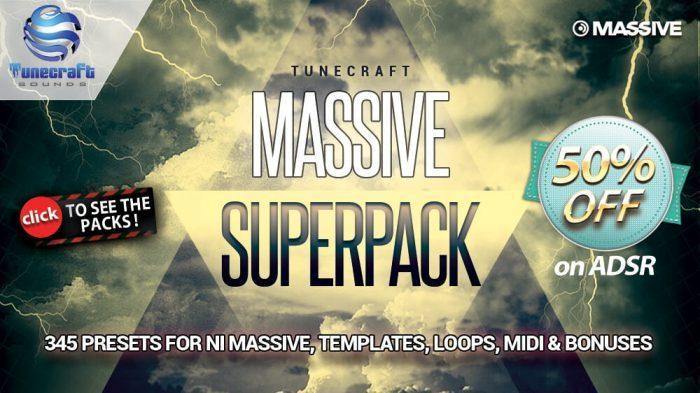 ADSR Massive Superpack