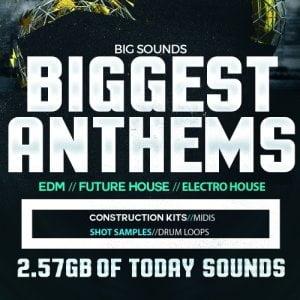 Big Sounds Biggest Anthems
