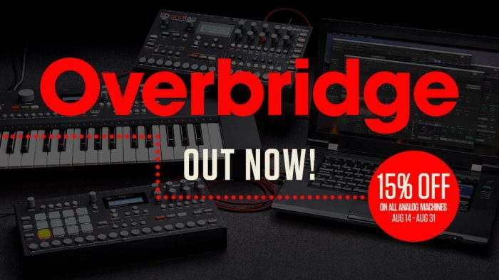 Elektron Analog Overbridge sale