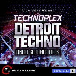 Future Loops Technoplex Detroit Techno