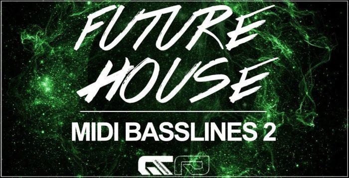 Hy2rogen Future House MIDI Basslines 2