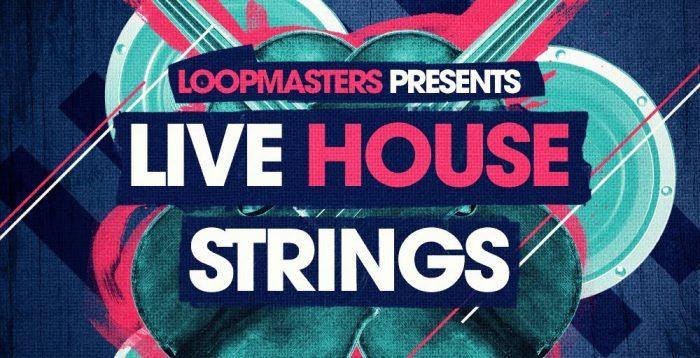 Loopmasters Live House Strings