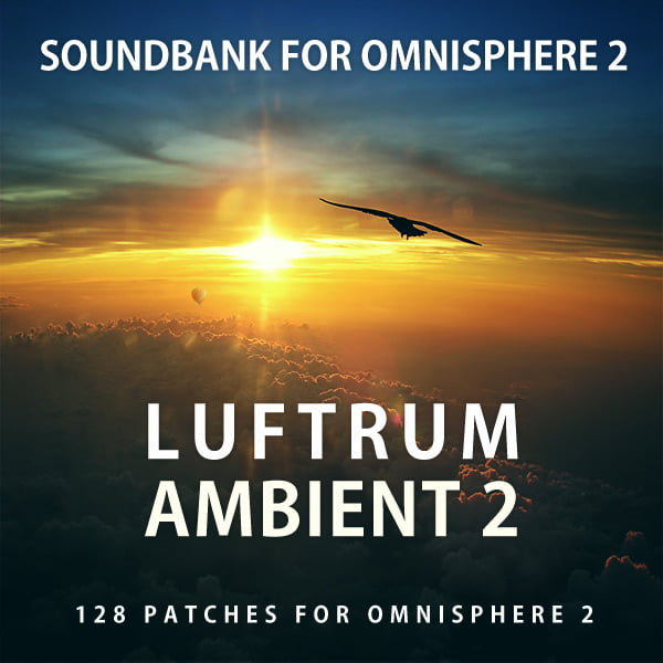 Luftrum Ambient 2 for Omnisphere 2 announced