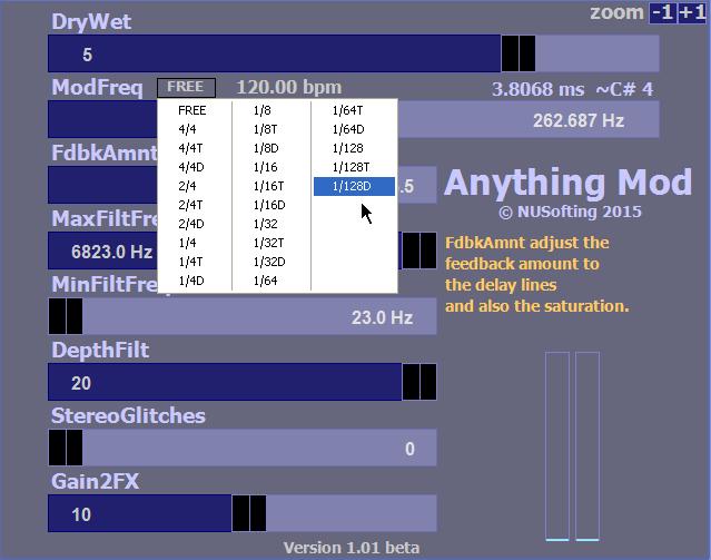NUSofting Anything Mod
