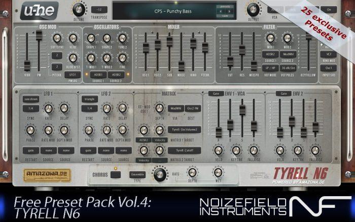 Noizefield Tyrell N6