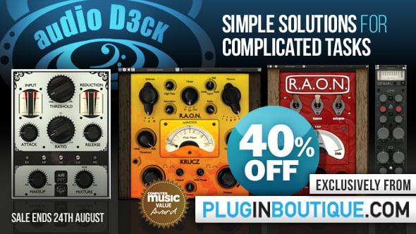 PIB audioD3CK sale