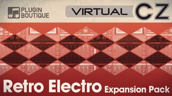 Plugin Boutique Retro Electro