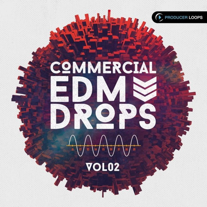 Producer Loops Commercial EDM Drops Vol 2