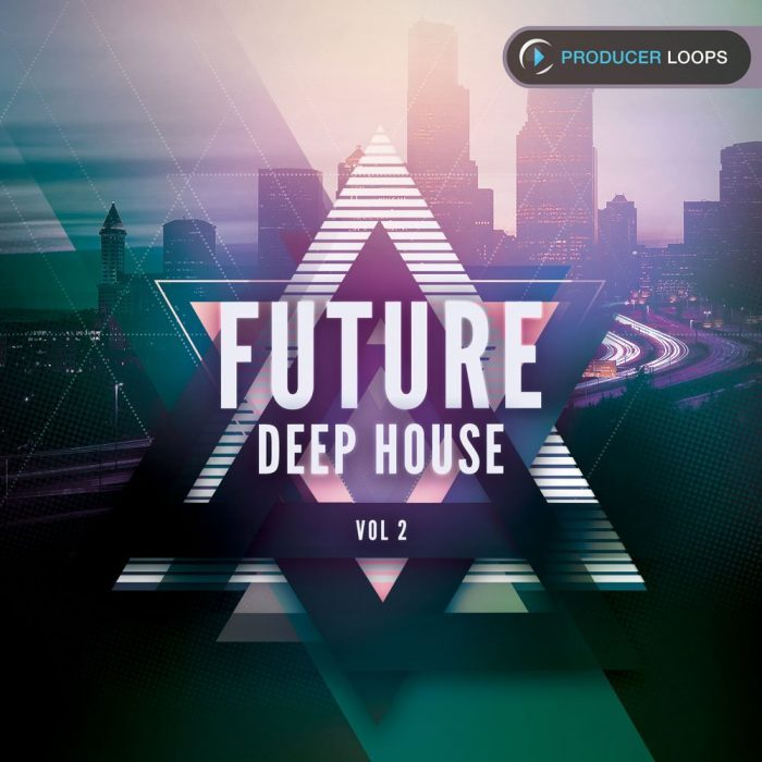 Producer Loops Future Deep House Vol 2