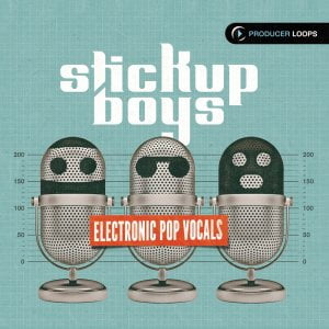 Producer Loops Stick Up Boys Electronic Pop Vocals