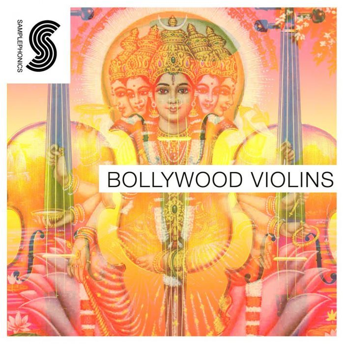 Samplephonics Bollywood Violins
