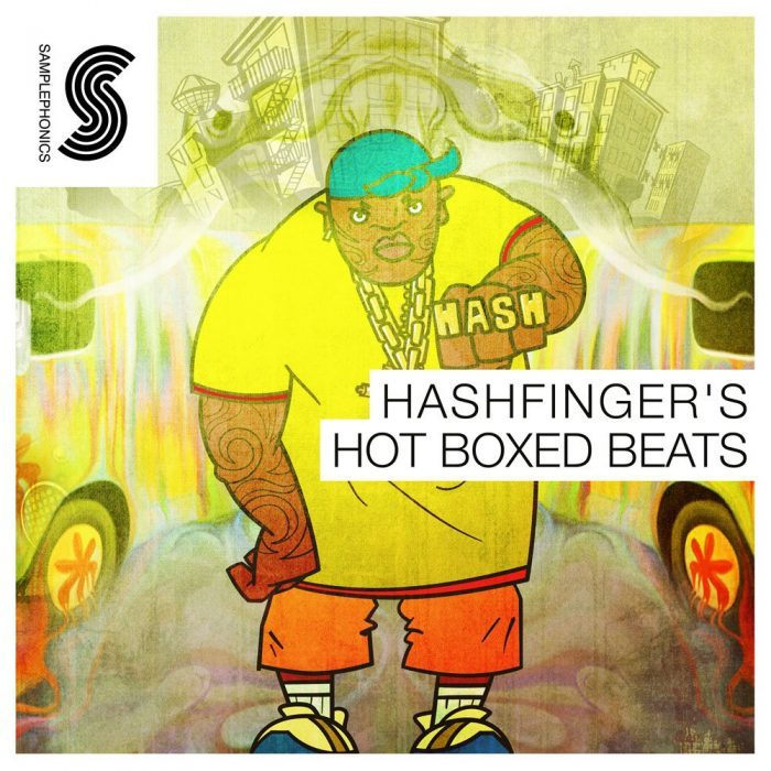 Samplephonics Hashfinger's Hot Boxed Beats