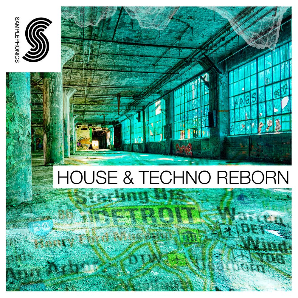 Samplephonics disco tech and house techno reborn for Acid house production