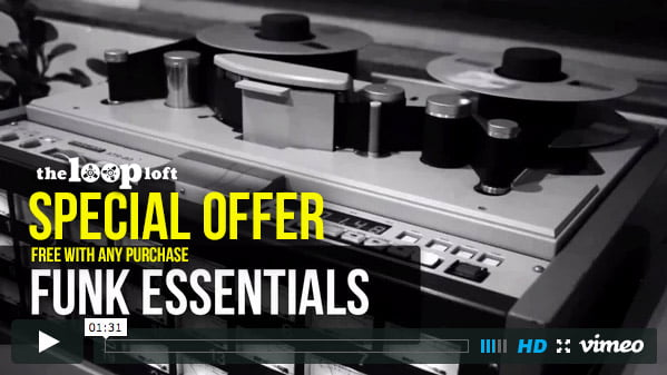 The Loop Loft Funk Essentials Vol 3 sale