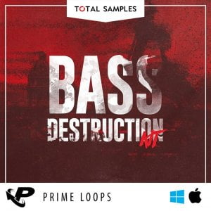 Total Samples Bass Destruction Kit