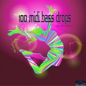 123creative 100 MIDI Bass Drops