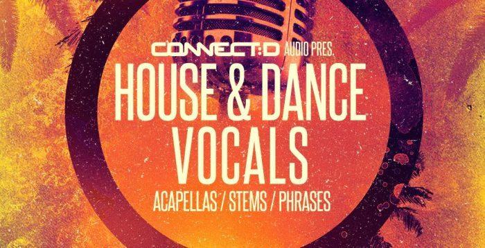 CONNECTD Audio House & Dance Vocals